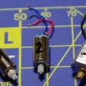 Mikromotor pr. 6 x 12 mm @ 6V