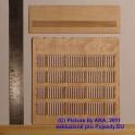 PLT020 - Dřevěný plot - prkna - TT