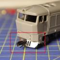 TT - Děrované pluhy pro T478.1 fy. MTB