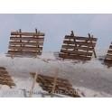 Dřevěné zásněžky MSC PLx-501